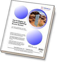 Building Access System White Paper uses entry sensors to guard your facilities