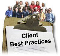 Client Best Practices Allow You to Monitor More Effectively