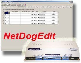 Windows-based, Offline Editor Now Available for NetDog
