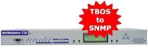 Convert TBOS Data To Modern SNMPv3 traps...