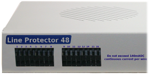 The Line Protector 48 SPD
