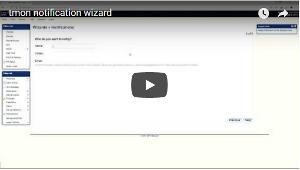 T/Mon Notification Wizard Video
