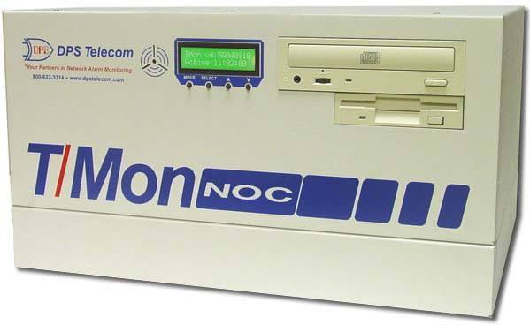 The T/Mon NOC remote alarm master monitoring system