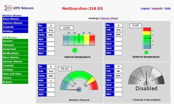 New web browser for the popular NetGuardian 216
