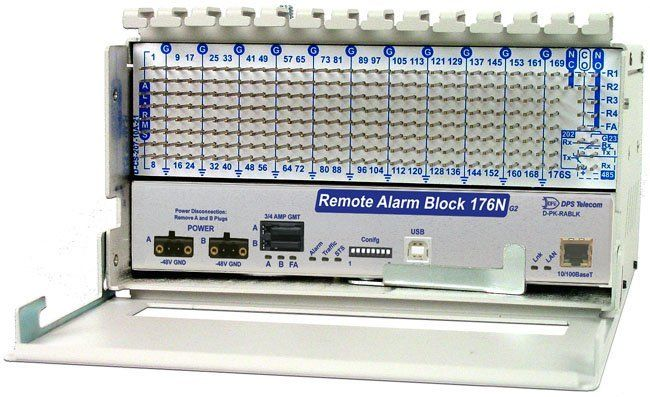 Remote Alarm Block 176N G2