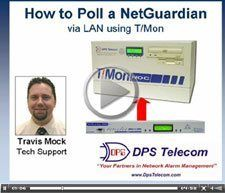 How to Poll NetGuardians video