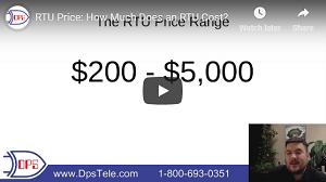 RTU pricing video