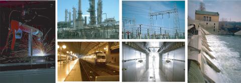 Industry examples of Power Monitoring Software applications